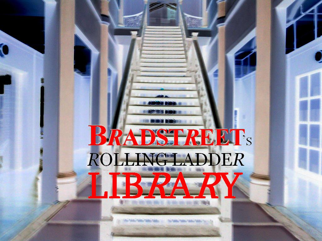 Bradstreet's Rolling Ladder Library official